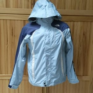 North Face HyVent Ski Jacket Large EUC Coat